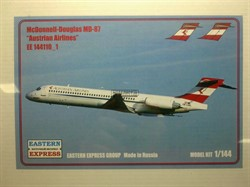 Авиалайнер MD-87 Austrian Airlines ( Limited Edition )