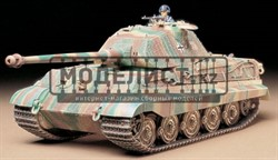 "Танк KING TIGER ""Porsche Turret"" с 1 фигурой танкиста"