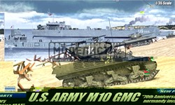 "САУ  US ARMY M10 GMC ""Anniv.70 Normandy Invasion 1944"""