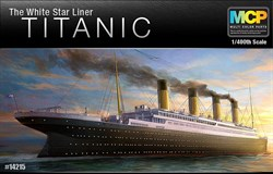 "Лайнер  Titanic ""The White Star Liner"""