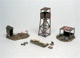 Диорама  BATTLEFIELD BUILDINGS (1:72) - фото 9481